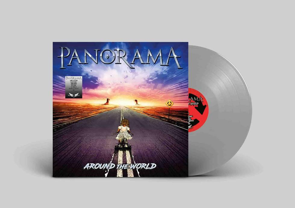 Panorama Vinyl Silver