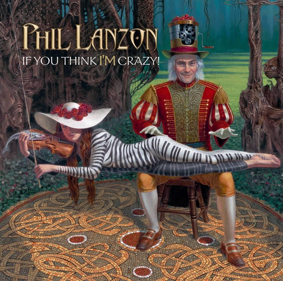 Phil Lanzon Album