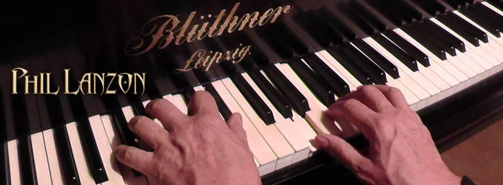 Phil Lanzon Keyboards