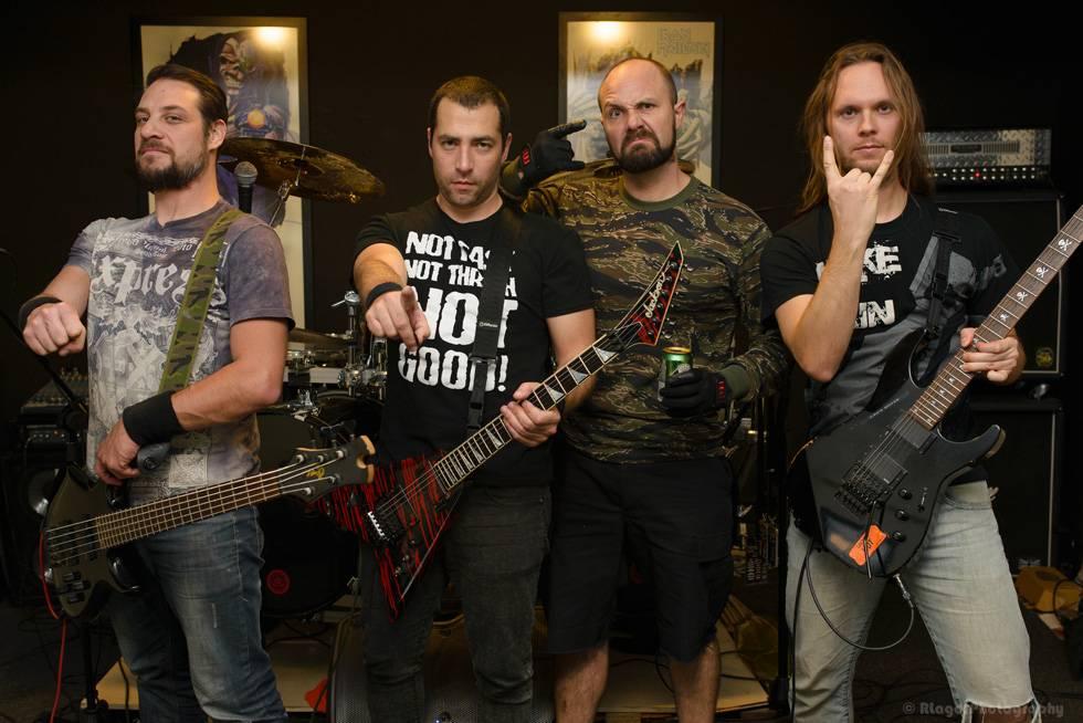 Straight Terror Band