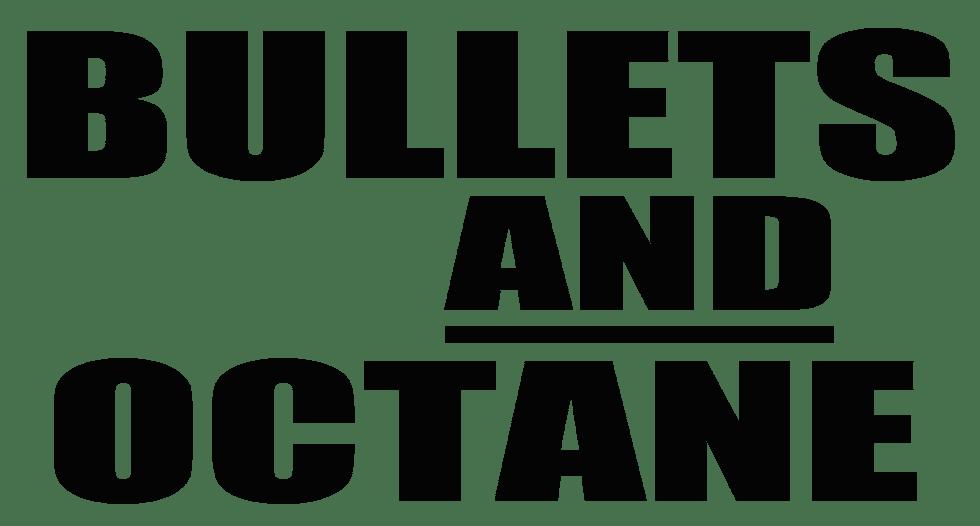 Bullets And Octane Logo