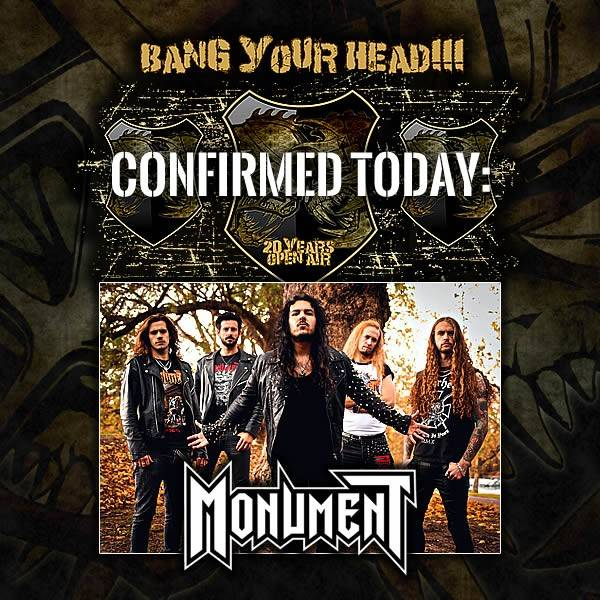 Monument Bang Your Head