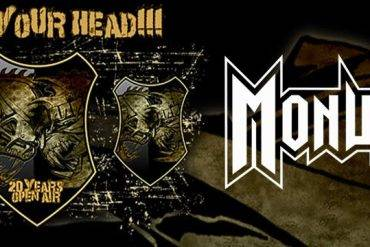 Monument Bang Your Head Festival 2018