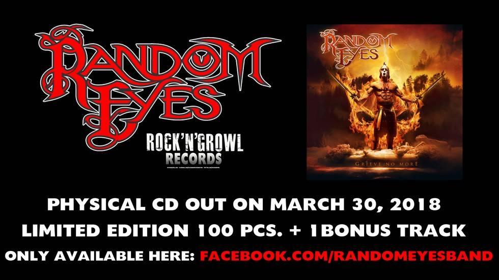 Random Eyes Metal