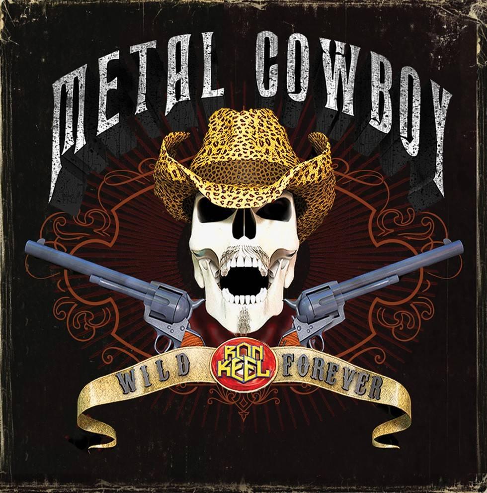 Ron Keel Metal Cowboy Cover