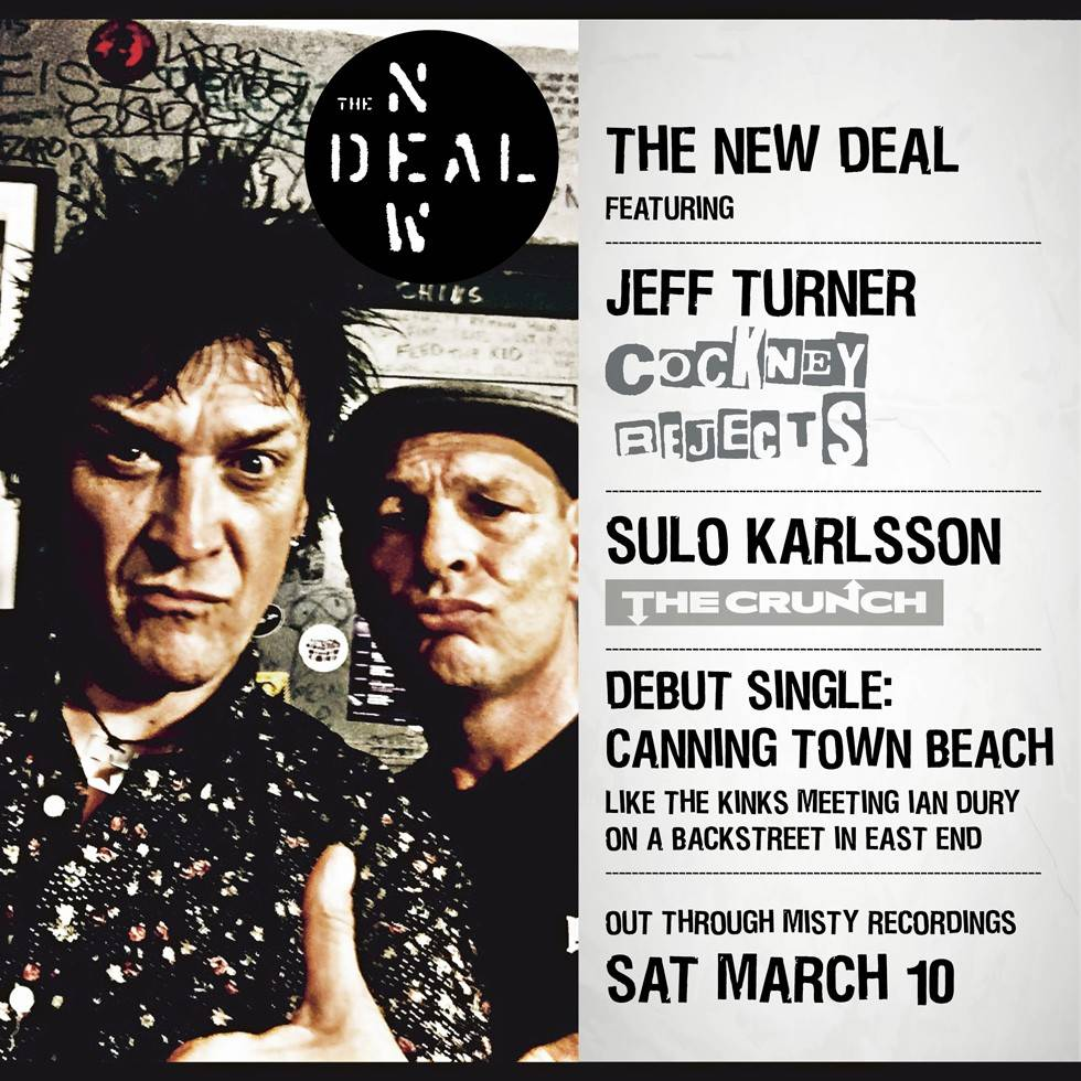 The New Deal Single