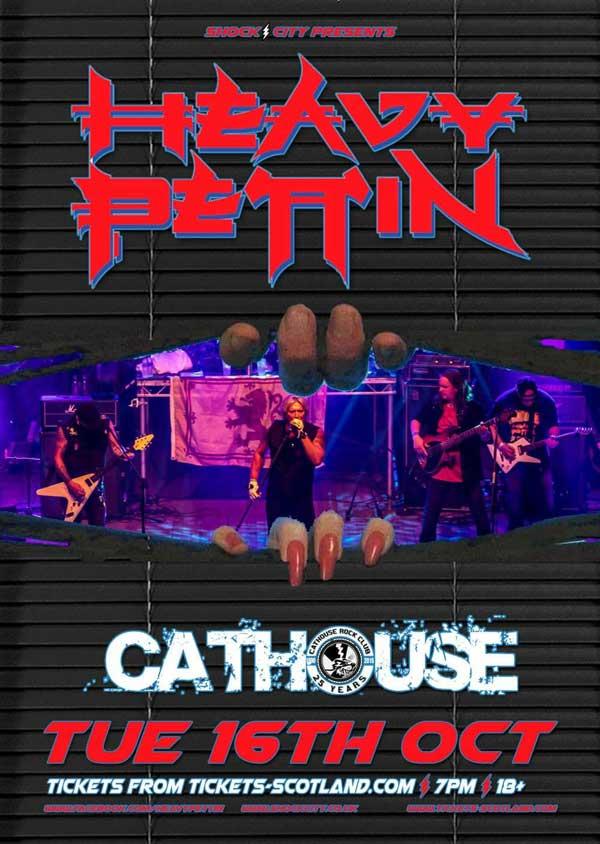 Heavy Pettin CatHouse