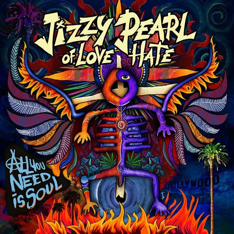 Jizzy Pearl Love/Hate Album