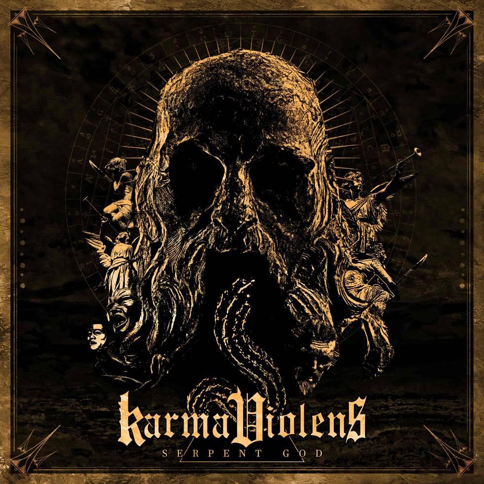 Karma Violens Serpent God