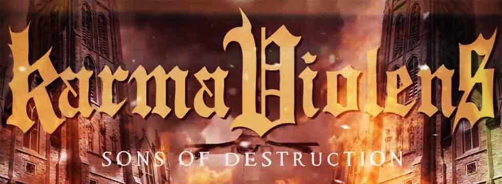 Karma Violens Sons Of Destruction