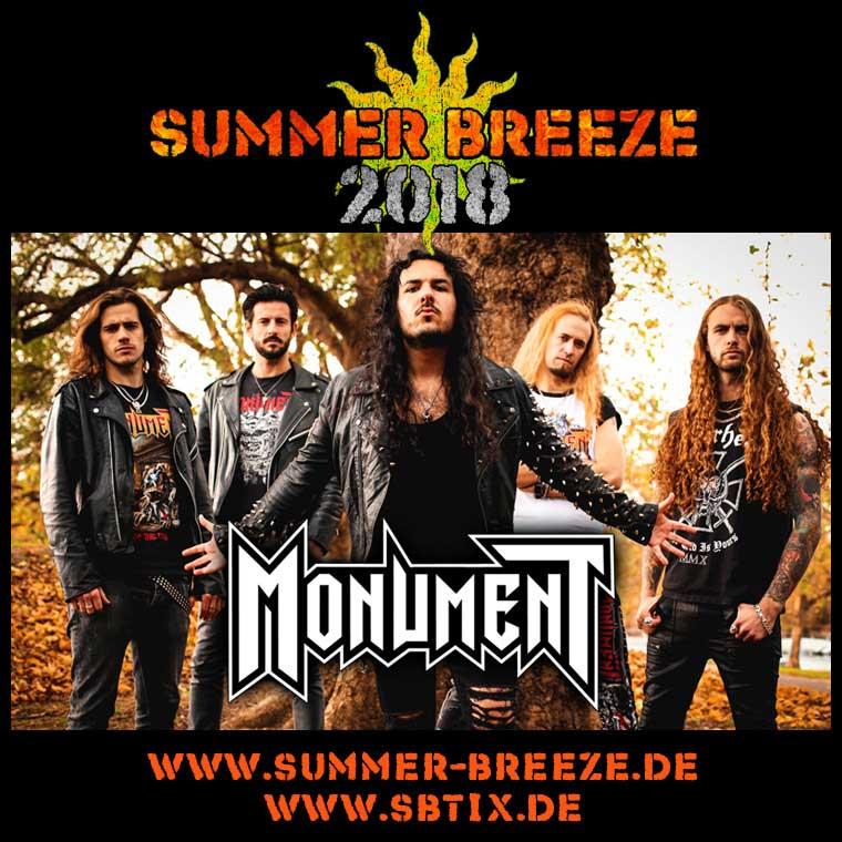 Monument Summer Breeze Festival