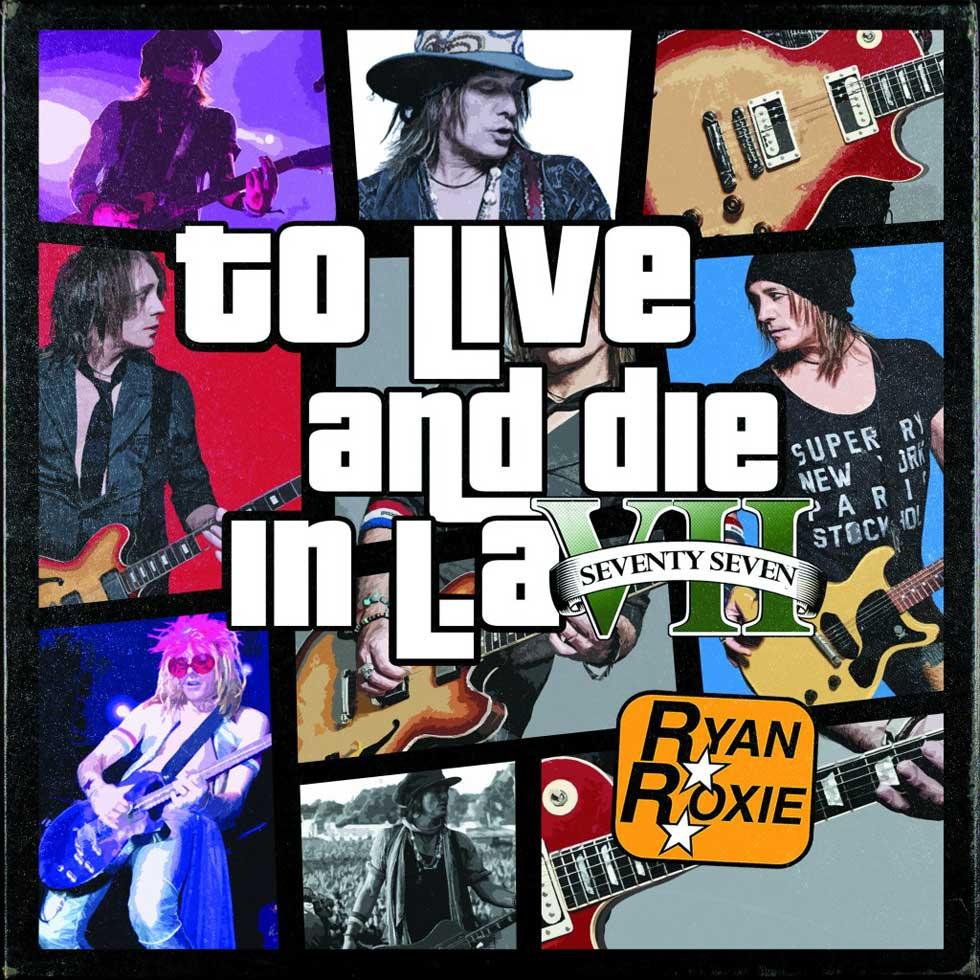 Ryan Roxie Cover