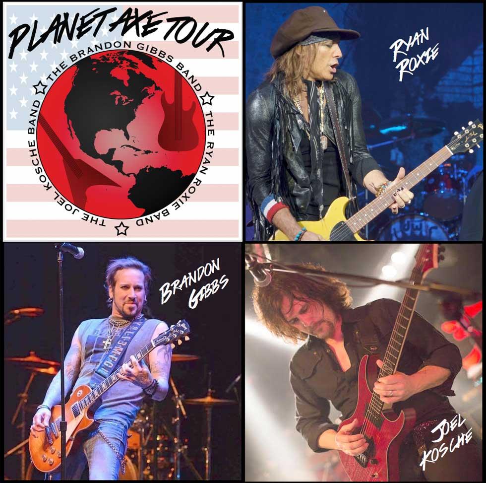 Planet Axe Tour