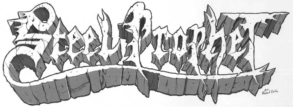 Steel Prophet Logo
