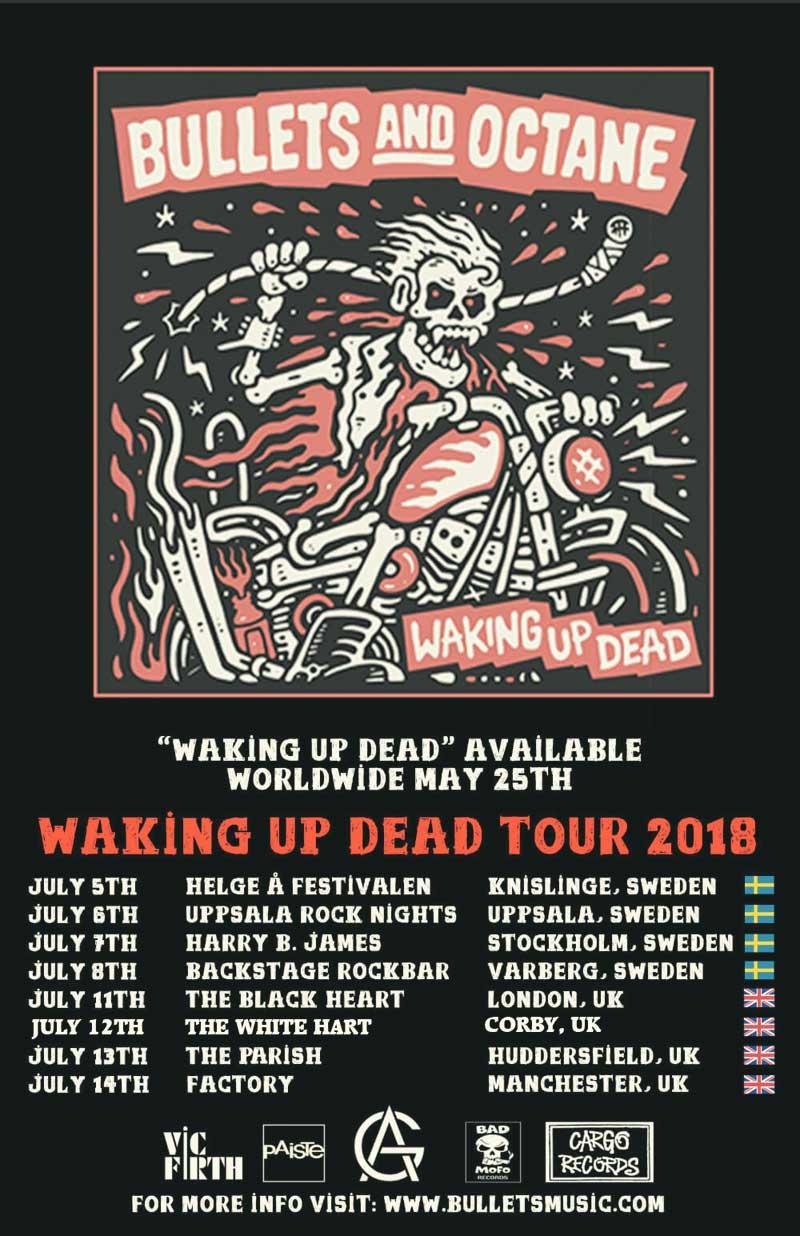 Waking Up Dead Tour