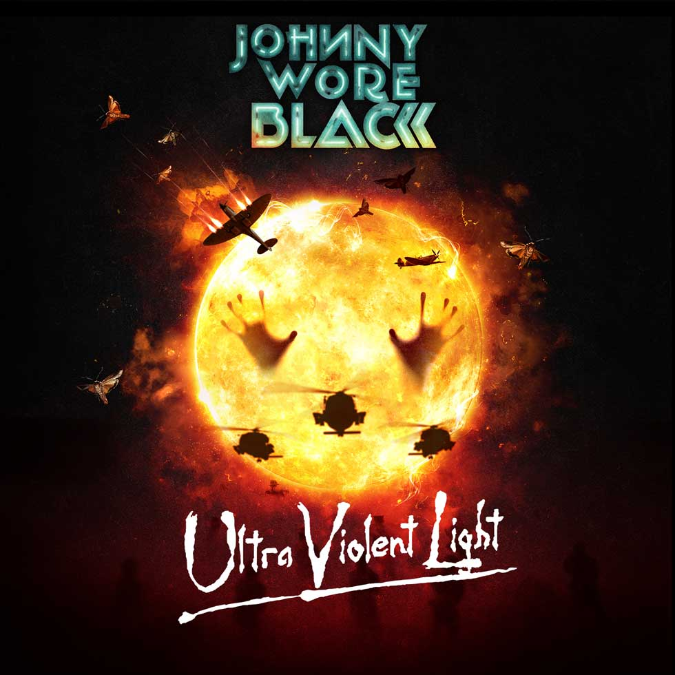 Johnny Wore Black Cover