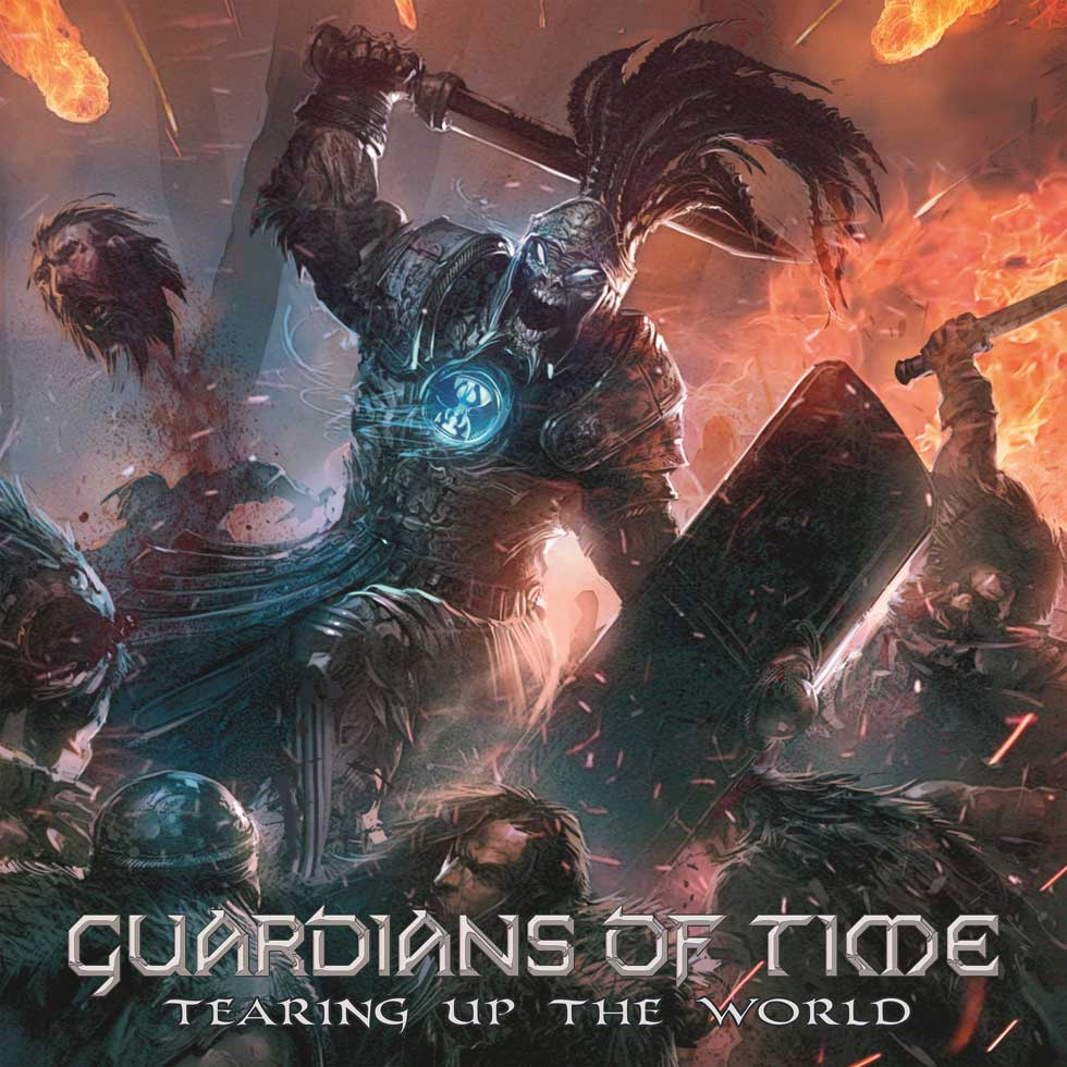 Guardians Of Time Cover