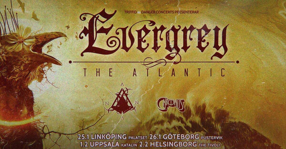 Chronus Evergrey Sweden