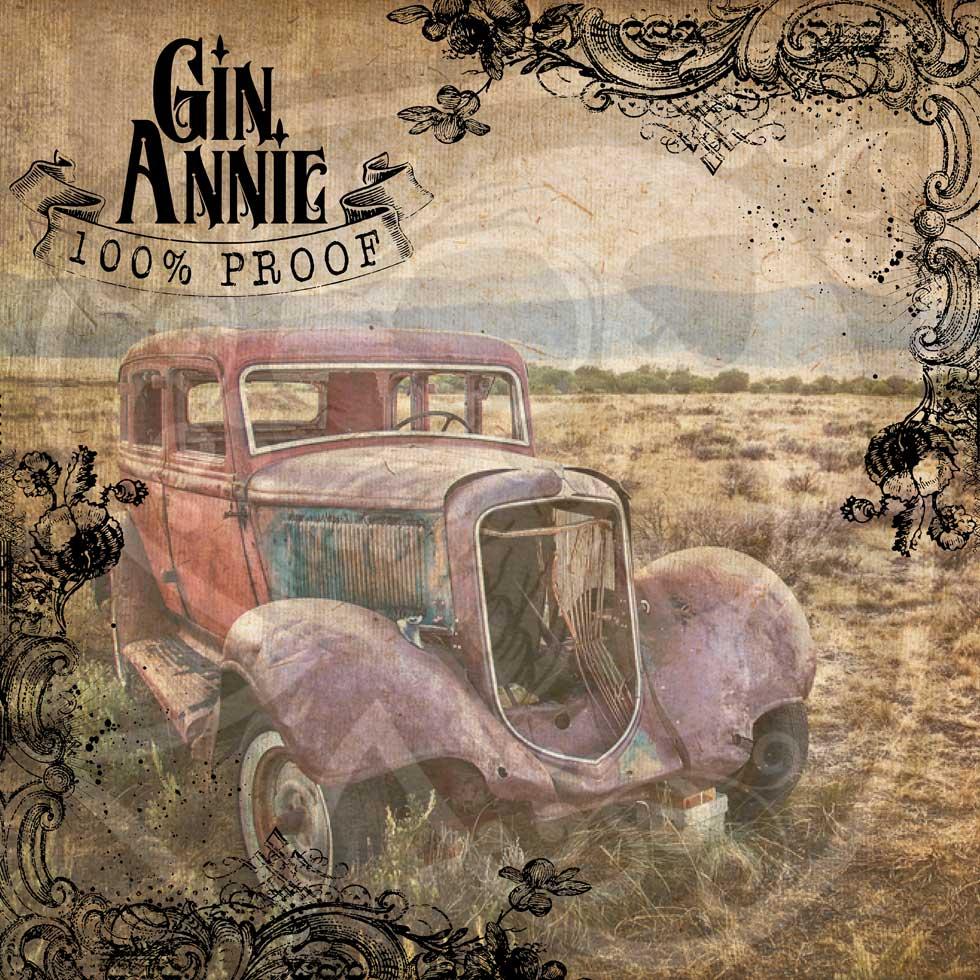 Gin Annie 100% Proof