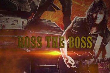Ross The Boss