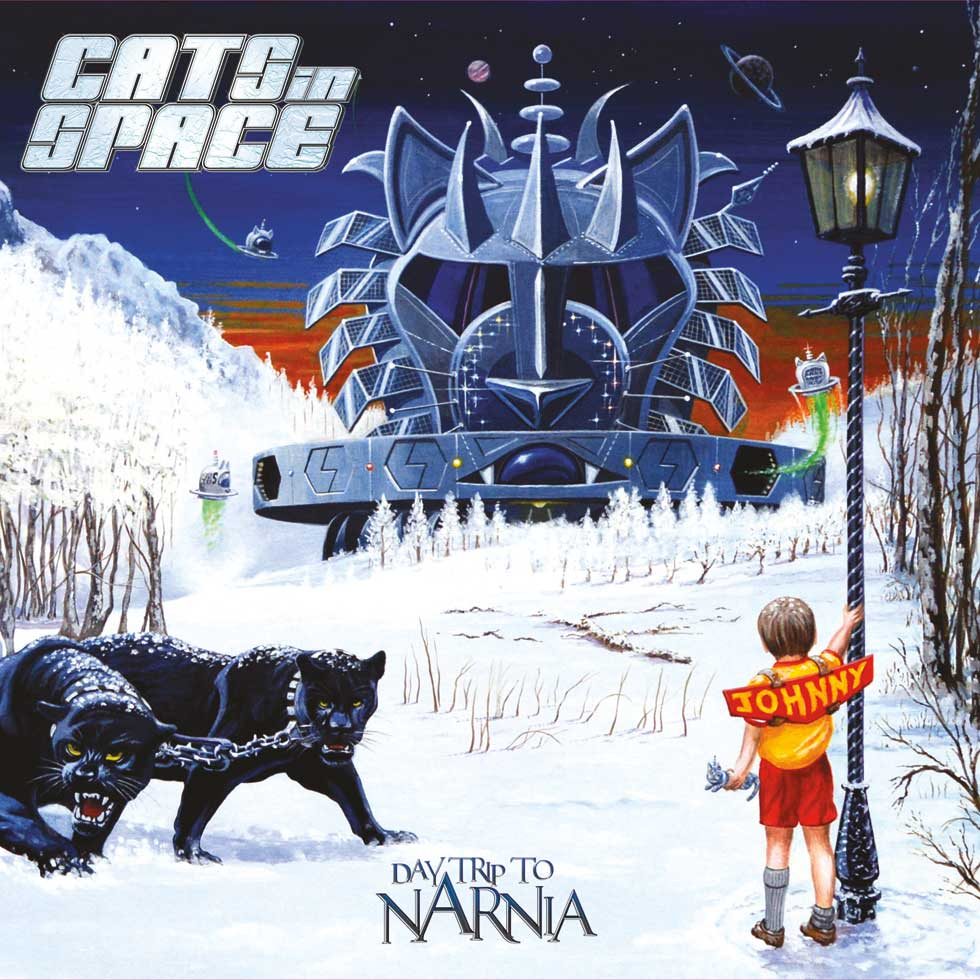 Cats In Space Daytrip To Narnia