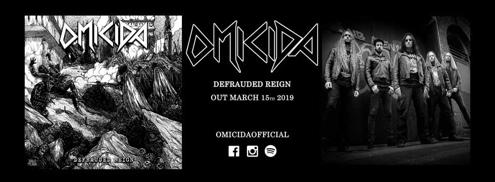 Omicida Thrash Metal