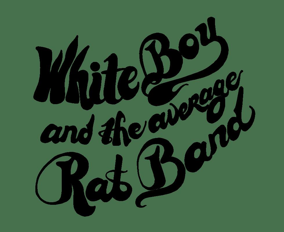 White Boy Logo