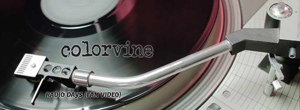 Colorvine Radio Days