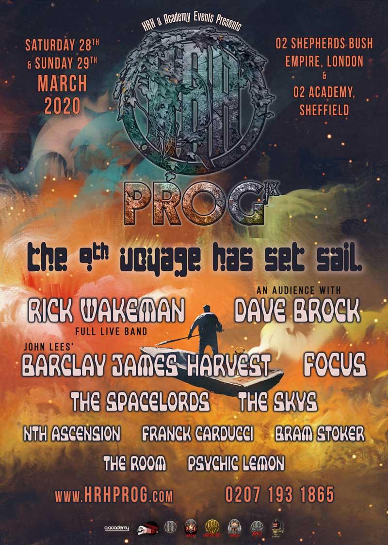 HRH Prog IX Festival