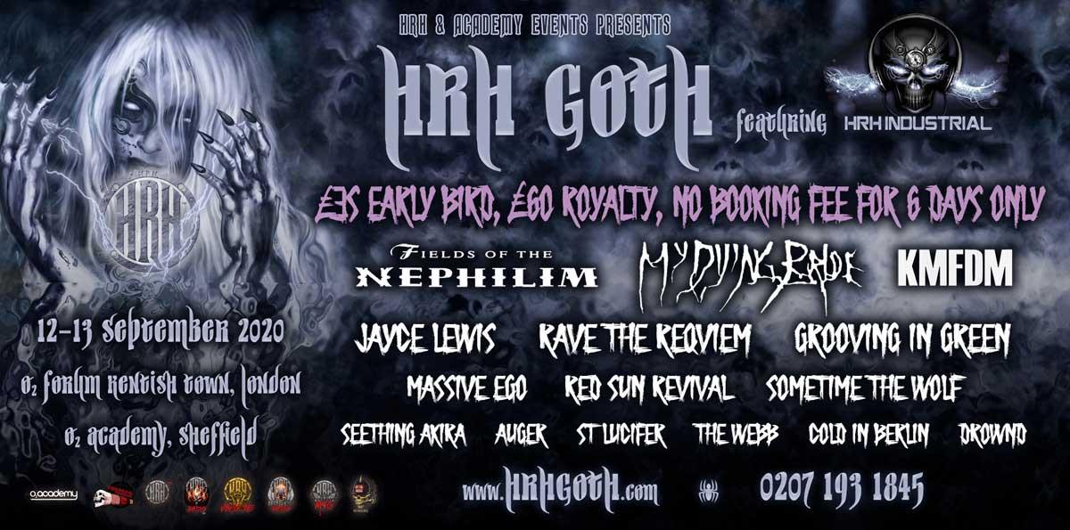 HRH Goth Festival