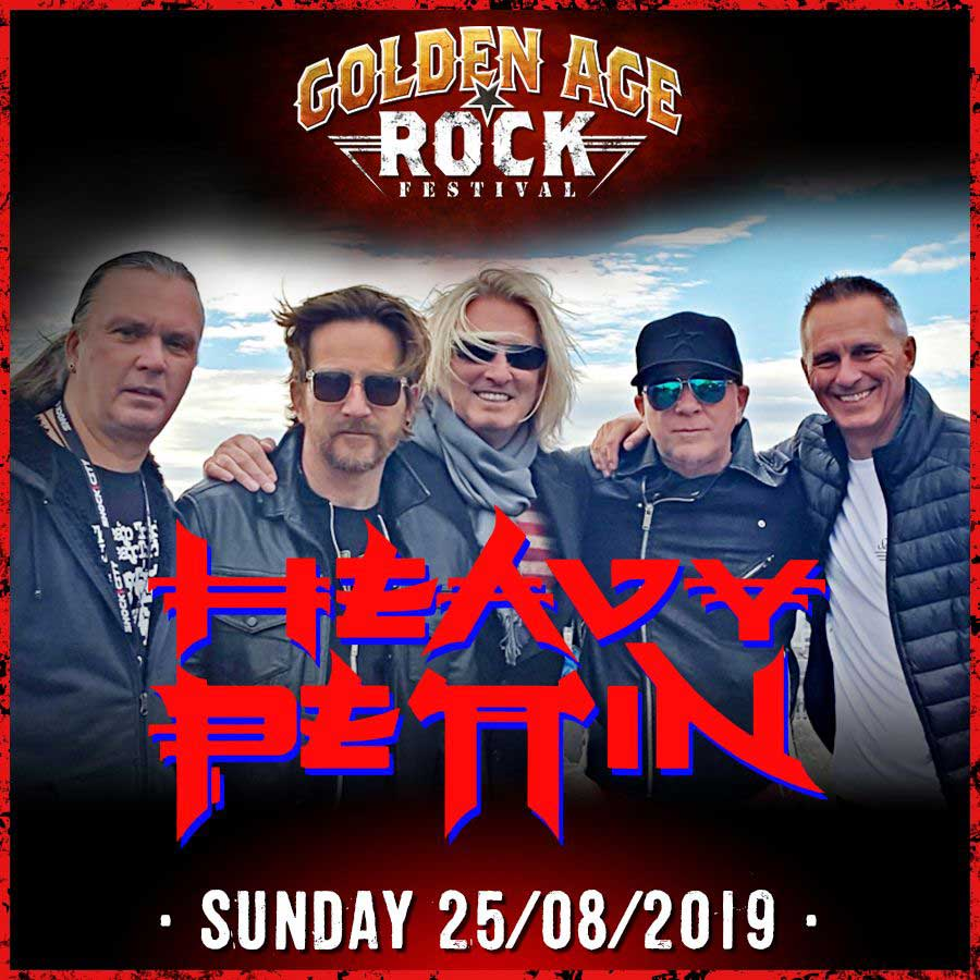 Heavy Pettin Belgium 2019