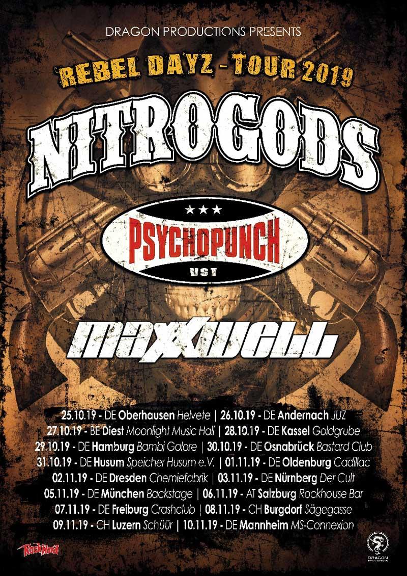Maxxwell Nitrogods