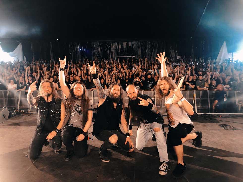 Vane Wacken Metal Battle