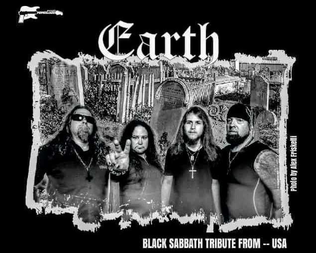 Earth Black Sabbath Tribute