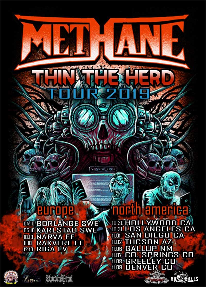 Methane Tour