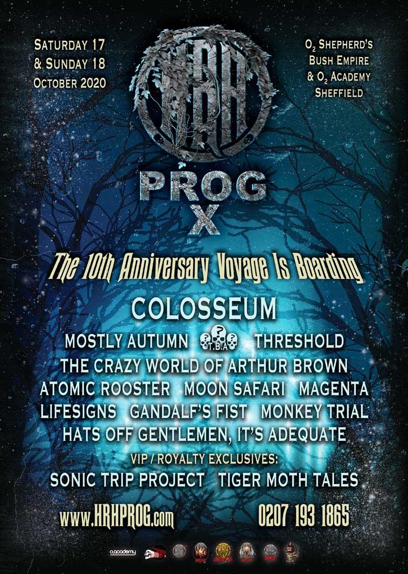 HRH Prog X Festival