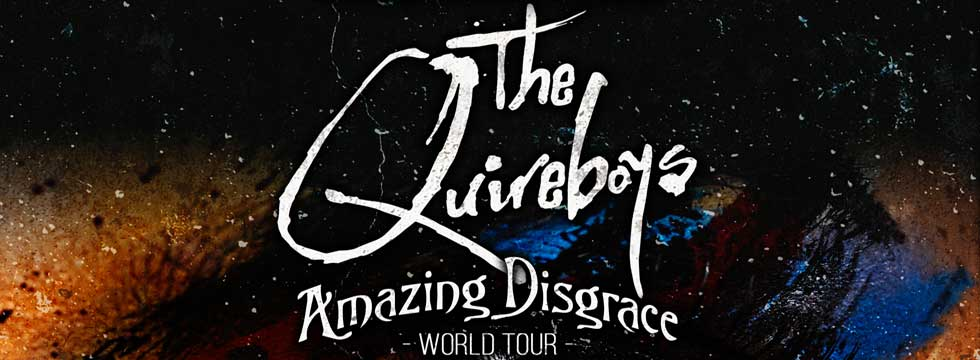 The Quireboys USA Tour