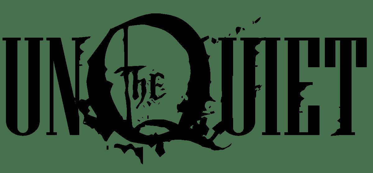 The Unquiet Logo