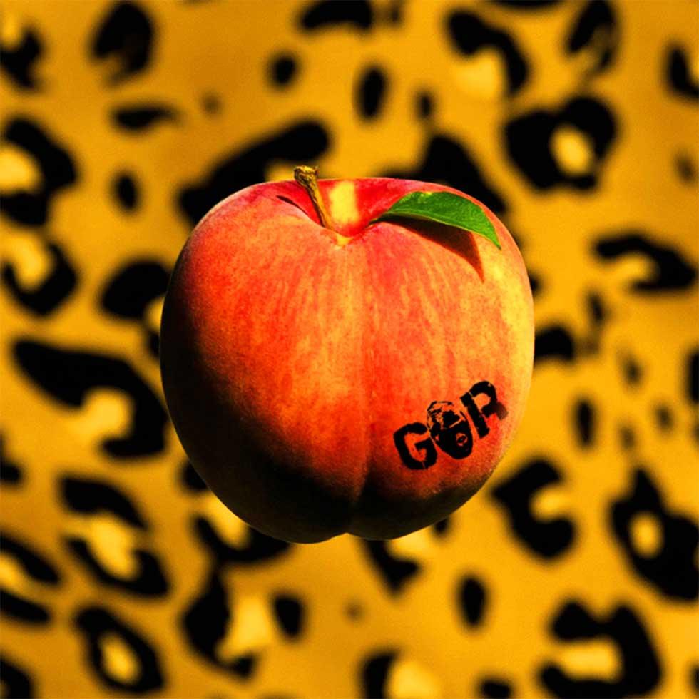 Gorilla Riot Peach