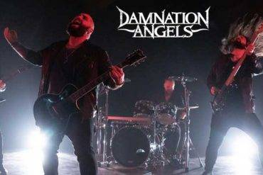 Damnation Angels Metal