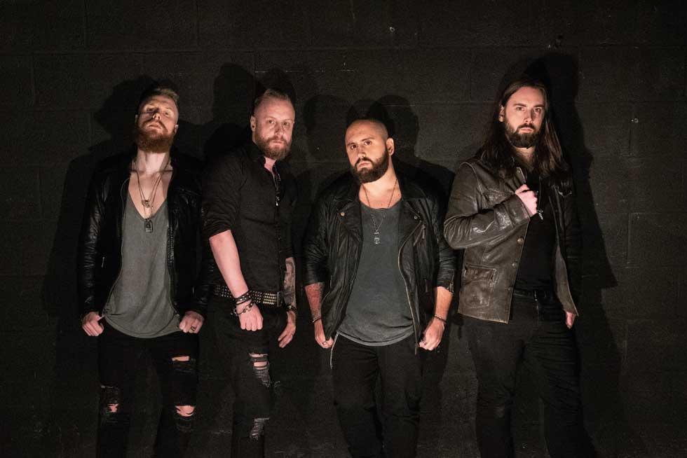 Damnation Angels Metal Band