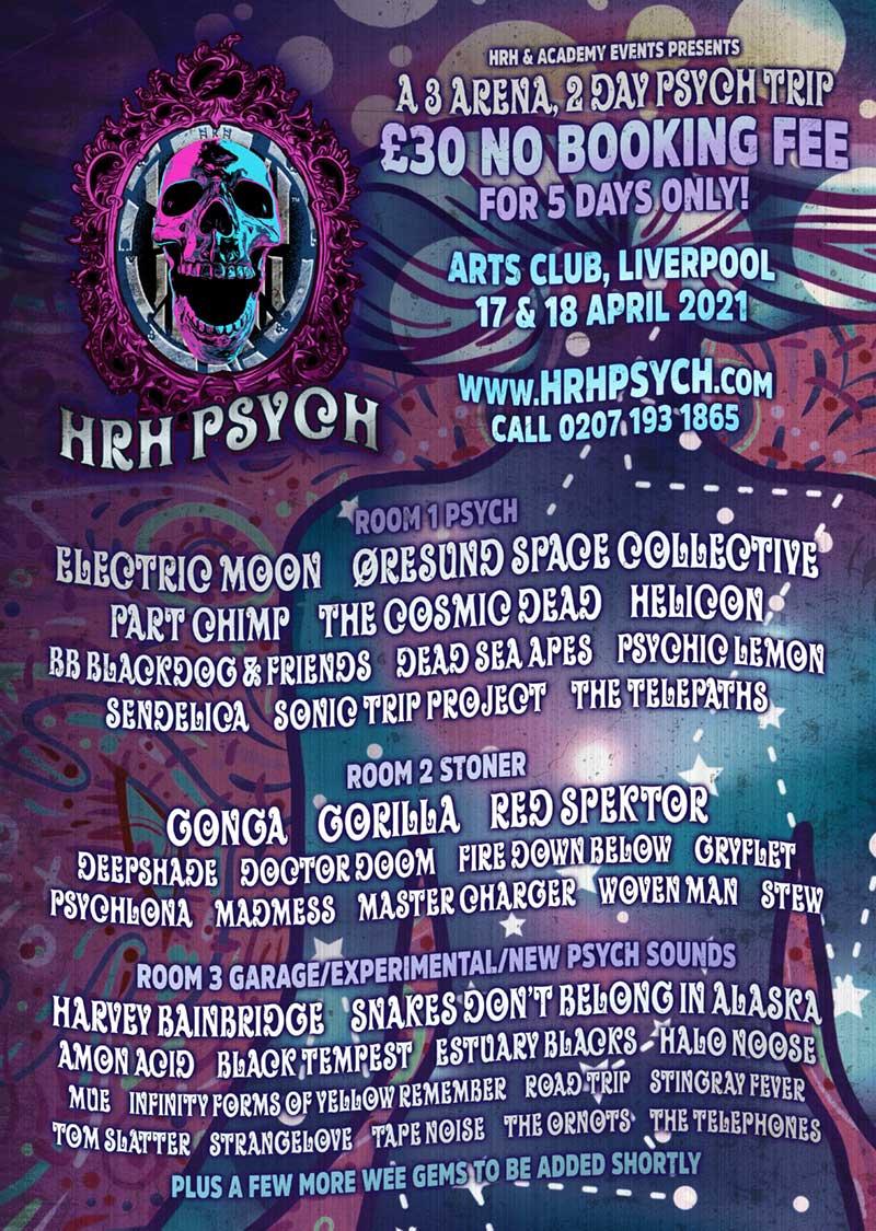 HRH Psych Festival