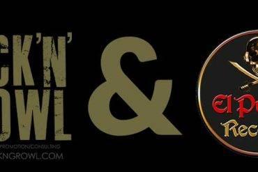El Puerto Records Rock'N'Growl Promotion