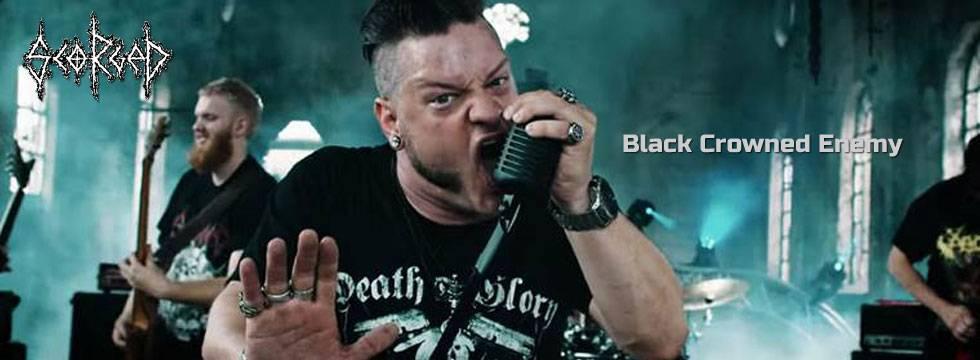 Scorged Black Crowned Enemy