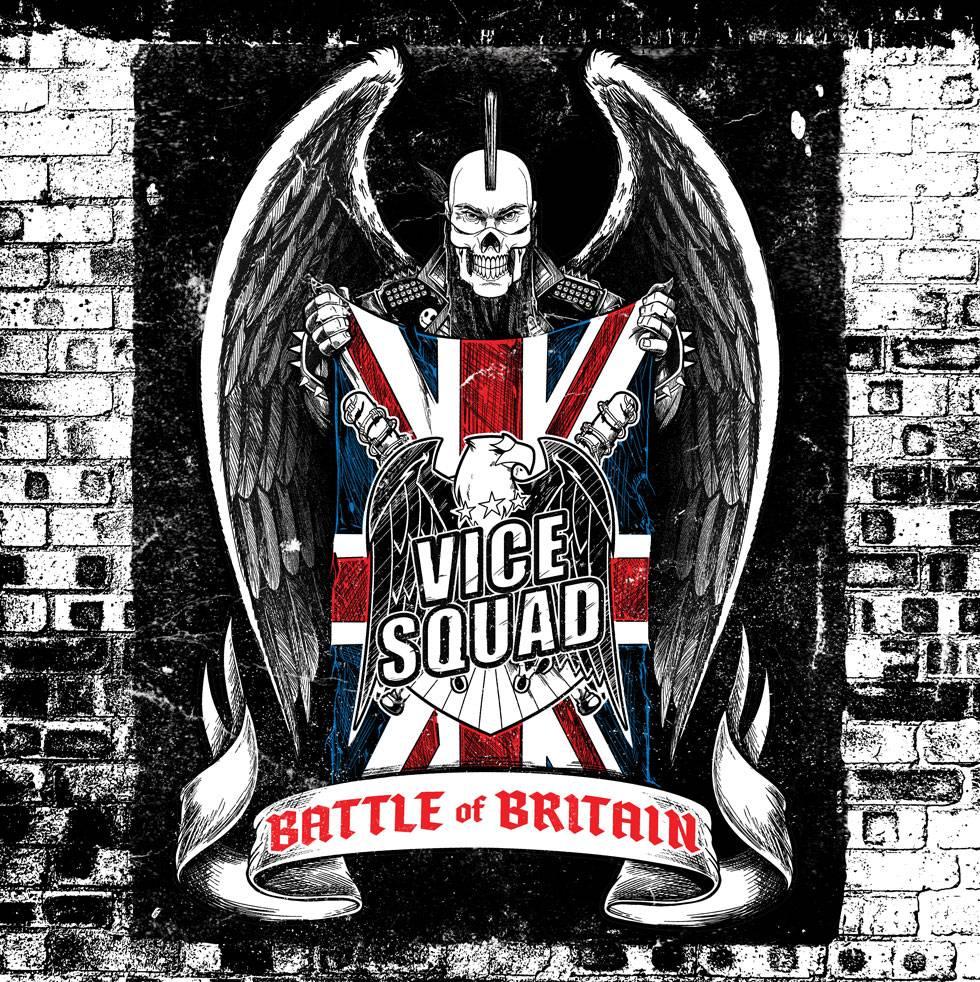 Vice Squad Battle Of Britain