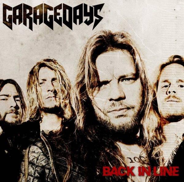 Garagedays Back In Line