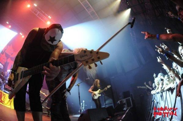Heavy Pettin Live Belgium