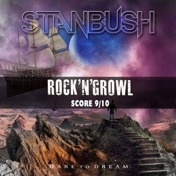 Stan Bush Dare To Dream Review