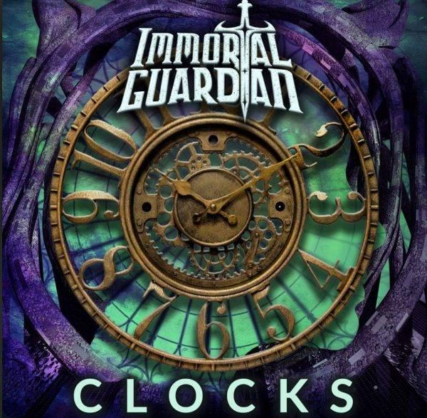 Immortal Guardian Clocks