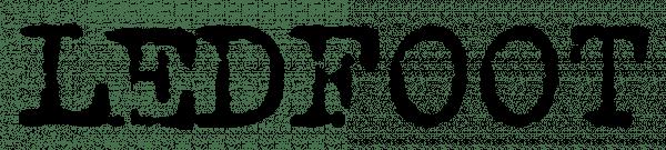 Ledfoot Logo